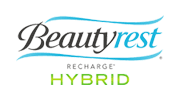 Simmons - Beautyrest Recharge Hybrid Logo